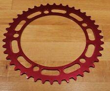 NOS TAKAGI 42T Chainring Chainwheel BMX RED