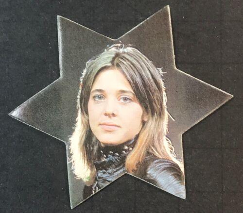 1975 Mister Softee Pop Stars Die-Cut SUZI QUATRO