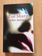 Killer Instinct (Charlie Fox Crime Thrillers) Paperback