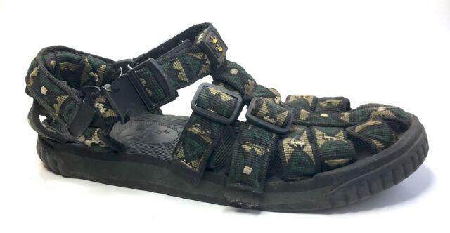 SHAKA Camouflage camo Sandals Mens Size US 12