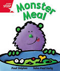 Rigby Star Guided Reception Red Level: Monster Meal Pupil Book (Single) by Paul Shipton (Paperback, 2000)