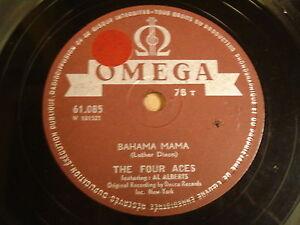 78T-THE-FOUR-ACES-BAHAMA-MAMA-YOU-039-RE-MINE