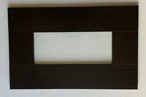 """1x IKEA Besta Vara Door 23 5//8/"""" x 25 1//8/"""" Medium Brown"""
