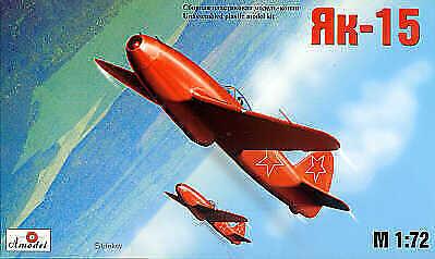Amodel 1//72 Yakovlev Yak-15 # 7223