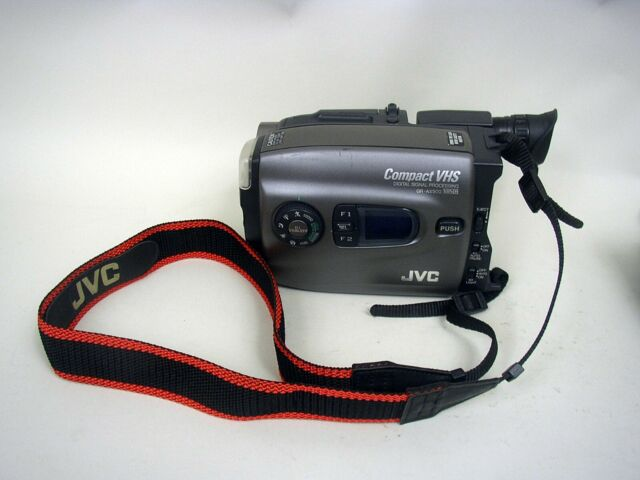 Jvc Compact Vhs Camcorder Gr Ax900u For Parts Repair For Sale Online