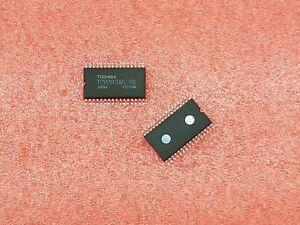 4X-TC551001AFL-10L-TOSHIBA-SRAM-128KX8-CMOS-SOP-32PIN