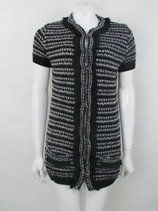 Paul-amp-Joe-Size-2-UK-10-Front-Opening-Jumper-Dress-BNWTS