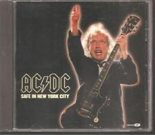 "AC/DC ""Safe In New York City"" US Promo CD RARE"