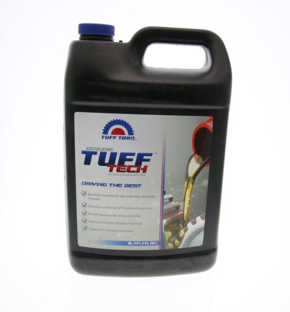 OEM Tuff Torq Hydrostatic Transmission Oil, Tuff Tech 3L 5W50 - 187Q0899000