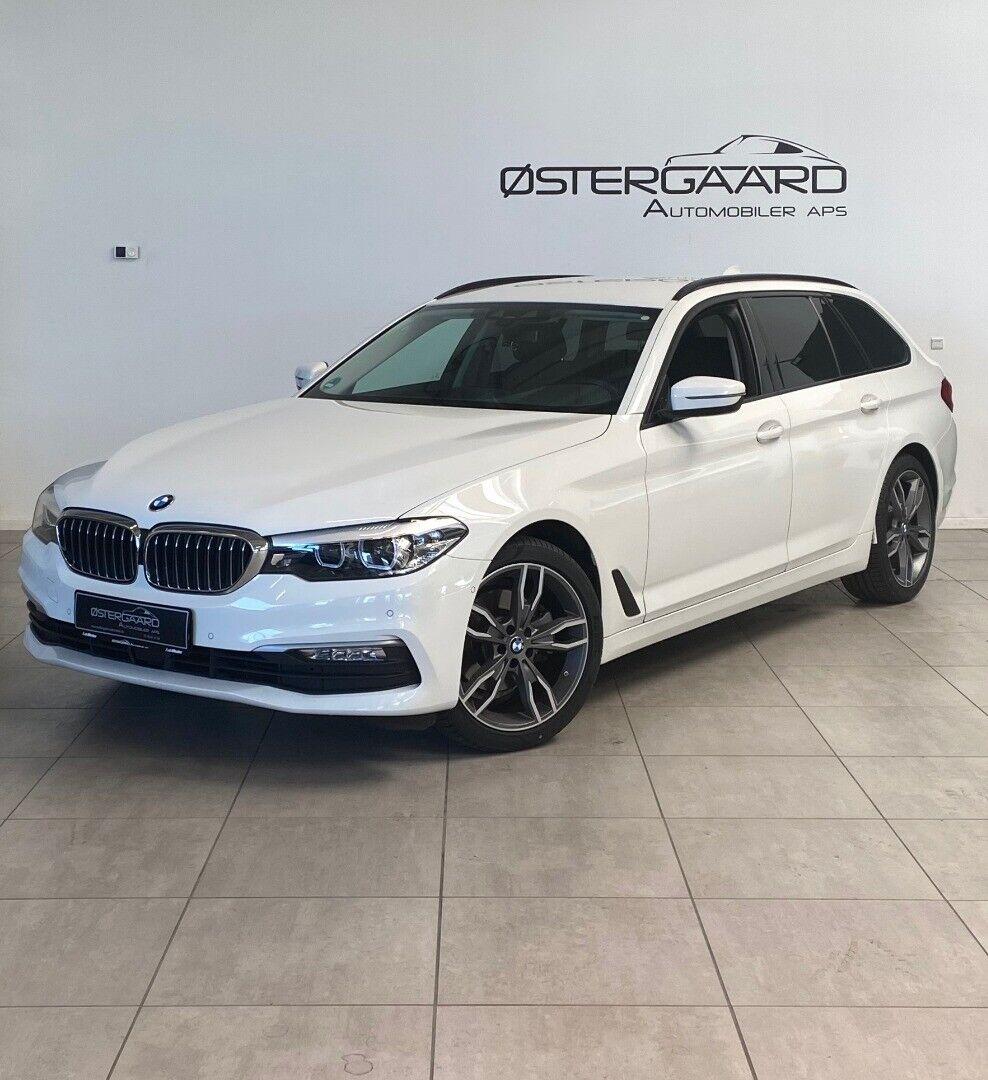 BMW 520d 2,0 Touring aut. 5d - 429.900 kr.