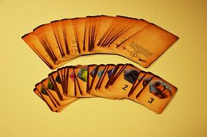 Gloomhaven Initiative Cards fans made board game including Forgotten Circles