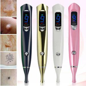 LED Light Laser Plasma Plasma Pen Wart Spot Remover Mole Freckle Tattoo