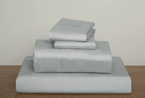 """1000 Count Egyptian Cotton 15/"""" Deep Pkt Bed Sheet Set All Solid Colors /& Sizes"""