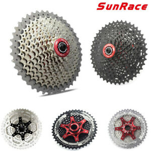 SunRace-10-Speed-MTB-Road-Bike-Cassette-Freewheel-fit-Shimano-SRAM-Derailleurs