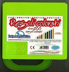 VALIGETTA-REGOLI-COLORATI-PEZZI-200-GIOCO-DIDATTICO-PER-CALCOLO-E-SCOMPOSIZIONE