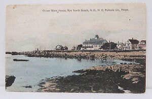 Ocean-Wave-Hous-Rye-North-Beach-Putnam-1908-Cancel-Series-02-Postcard-Ak-A2679