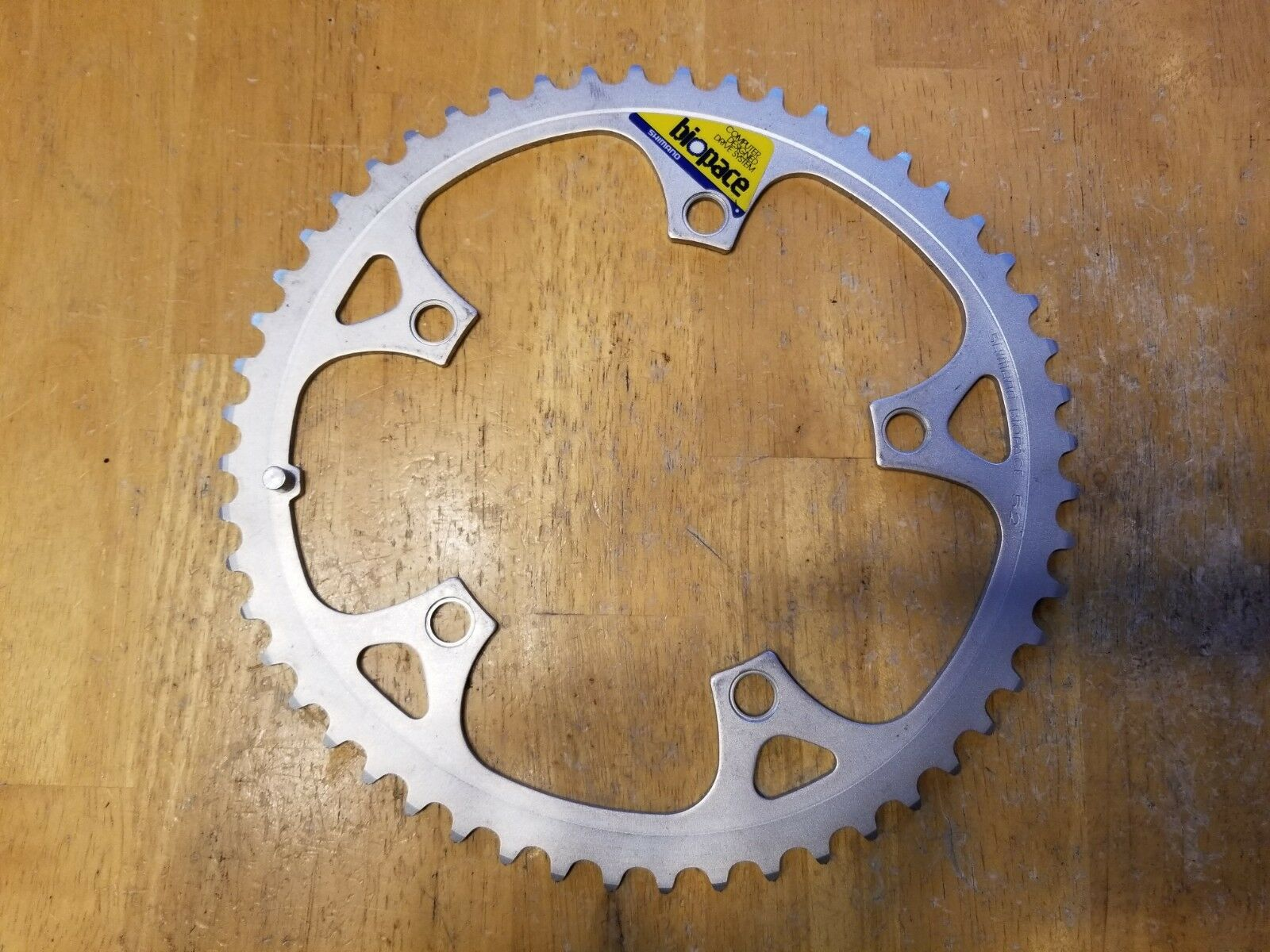 Shimano Biopace 52T Bicycle Chainring  130 BCD - Road Bike - NOS  new products novelty items