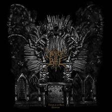 Temple of Baal - Mysterium CD 2015 digi blackened death metal France Agonia