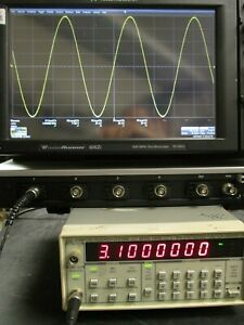 Stanford Research SRS DS335 3.1MHz Precision Function Generator 1µHz resolution