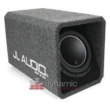 """JL AUDIO HO112-W6v3 12"""" Ported H.O. Wedge™ Enclosure w/ (1) 12W6v3 Sub 600W New"""