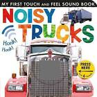 Noisy Trucks by Tiger Tales (Board book, 2013)