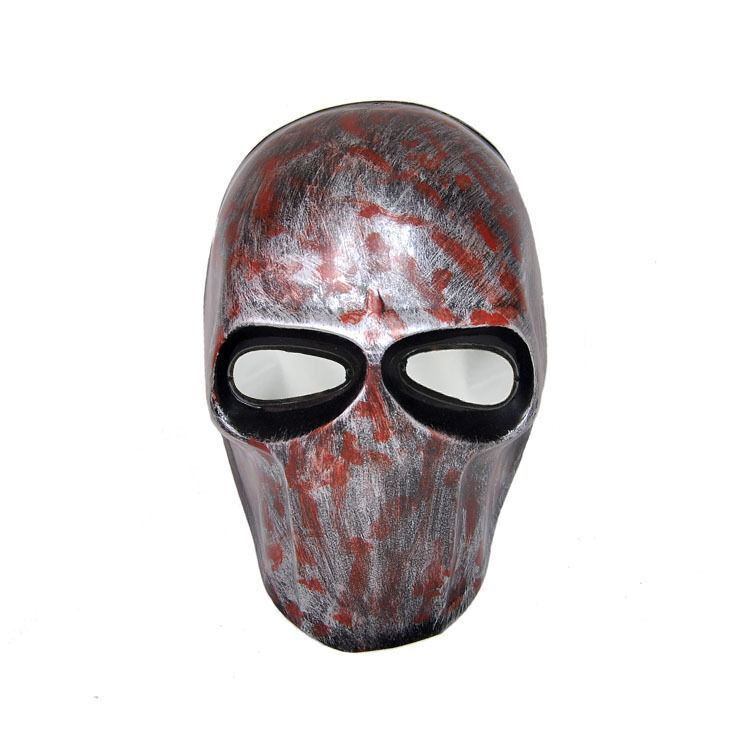 PC Lens Eye Mask Paintball Airsoft Full Face Prossoection Skull Mask Prop M07832