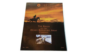 2004 The Rifles Of The Henry Repeating Arms Co. Catalog Guns Illustrated S8