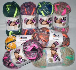 100 gr fil à tricoter rapide Boston Mélange de Schachenmayr - Déstockage ITl5y5eu-07185128-541699162