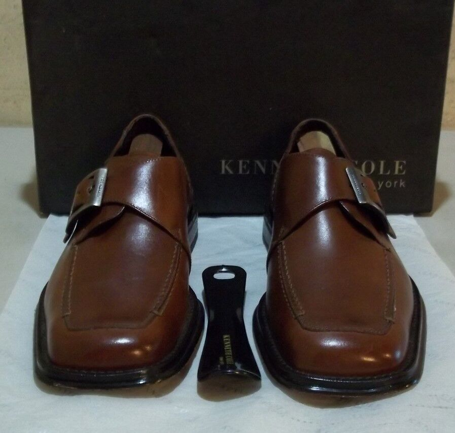 New Kenneth Cole Zoot Suit LE 8 M cognac (5545)