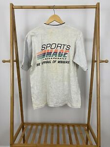 RARE-VTG-Sports-Image-Incorporated-Brand-The-Apparel-Of-Winners-T-Shirt-Size-L