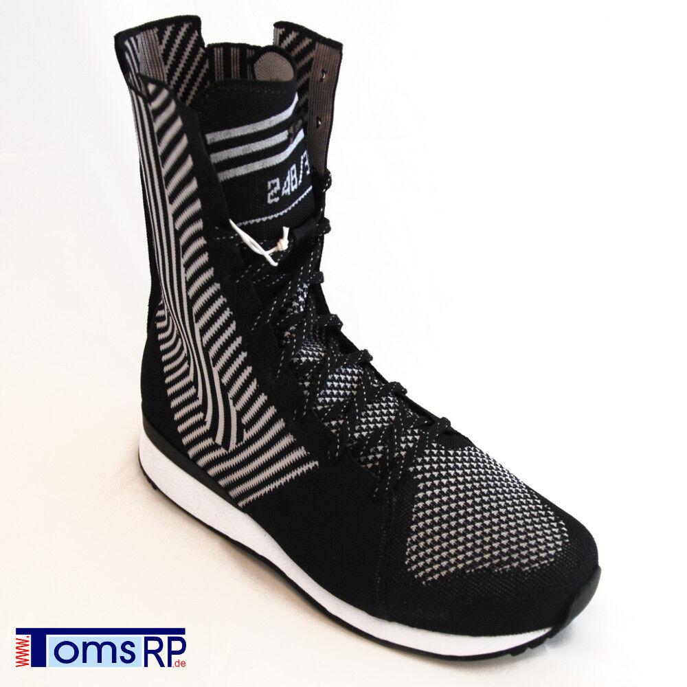 Adidas Ltd g95095 sneaker slvr AR-primeknit Ltd Adidas Edition Noir/Blanc- b42721