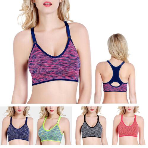 Damen Sport BH´s Bustier Unterwäsche Damenwäsche stretch Baumwolle