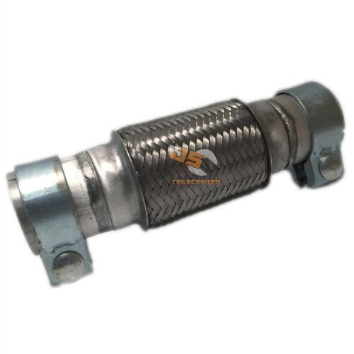 Hosenrohr Flex 55x150x250 Montage ohne Schweißen Katalysator Flexrohr