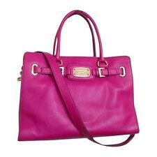 Michael Kors Bag 35F0GHMT3L MK Hamilton East West Leather Satchel #COD Paypal