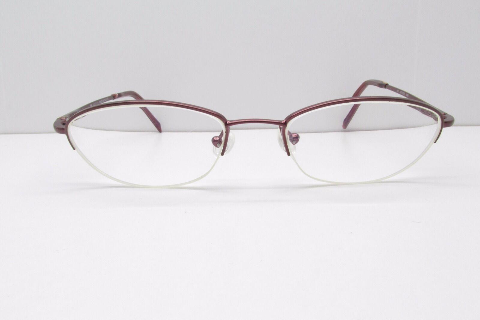 d82ee76a7e3 Gucci Eyeglass Frames GG2705 624 Gray Metal Half Rim Rectangular 50 ...