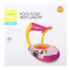 Kids-Inflatable-Pool-Float-Canopy-Pink-Blow-Up-Toy-Girls-Ride-On-89cm-Xmas-Gift thumbnail 2