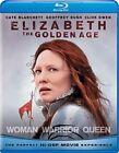 Elizabeth Golden Age 0025192046858 With Cate Blanchett Blu-ray Region a