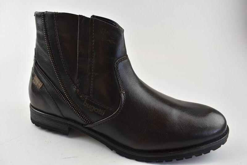 best sneakers 36d04 42e55 in Leder Stiefel Herren Bugatti der Dunkelbraun Gr.42 ...