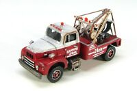 N Scale 50's R-190 Hanson's Wrecker Truck Kit By Showcase Miniatures (103)