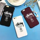 Stussy Brand Fashion London Paris iPhone 6/6S phone case cover FAST UK Free P+P!