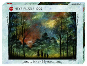 Heye Puzzle - 1000 Teile Puzzle Wundersame Reise HY29908