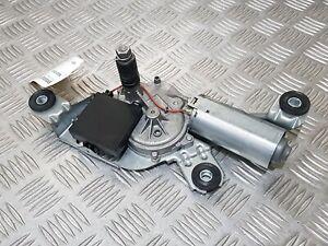 Heckscheibenwischermotor Hinten - BMW X3 E83 Von 2004 Rechts 2010 - 0390201594 -
