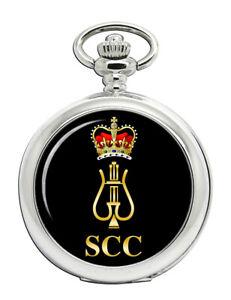 Sea-Cadets-SCC-Musiker-Abzeichen-Taschenuhr