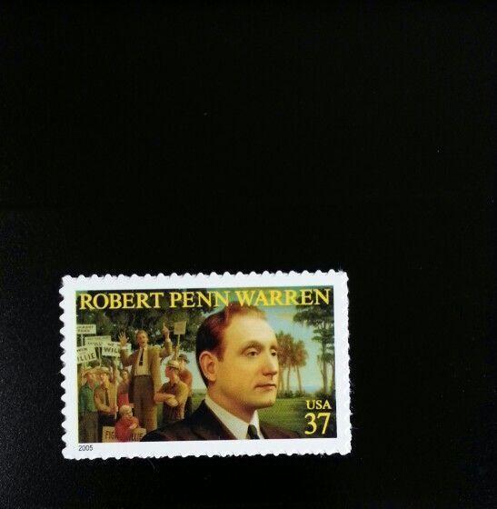 2005 37c Robert Penn Warren, Literary Arts Scott 3904 M