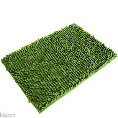 Soft Non-Slip Absorbent Bath Mat Bathroom Door Shower Rugs Carpet Mats Floor Rug