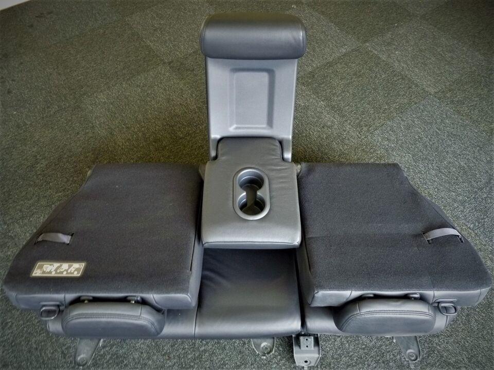 Sæde og seler, Læderbagsæde, Honda CR-V