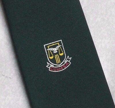 Avere Una Mente Inquisitrice Vintage Cricket Cravatta Da Uomo Cravatta Retro Cu & Sa-mostra Il Titolo Originale