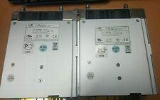 Lot of 4 EMACS / Zippy MRT-6300P-R 300W Power Supply