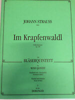 Johann Strauss Im Krapfenwald