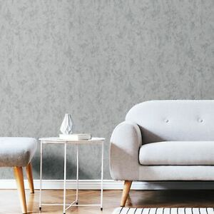 Muriva-Arlo-Texture-Papier-Peint-Argent-162101-Metallique-Chambre